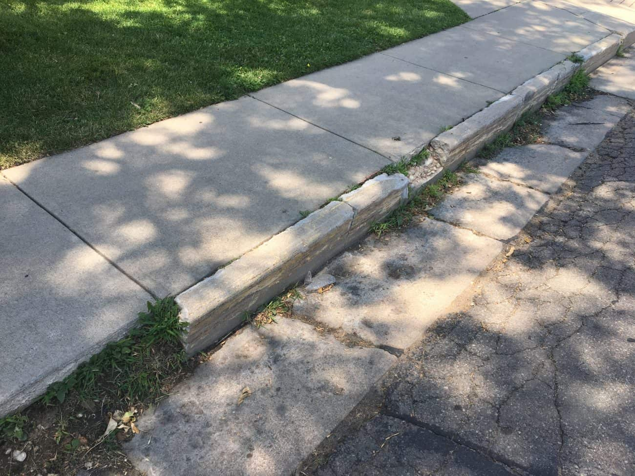 Concrete Maintenance | Keep Greeley Moving